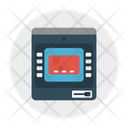 Pay Atm Machine Icon