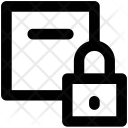 Atm Machine Lock Icon