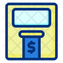 Atm Atm Machine Atm Withdrawal Icon