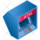 Business Finance Atm Icon