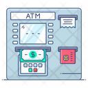 Atm Instant Banking Atm Machine Icon