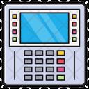 Atm Banking Machine Icon