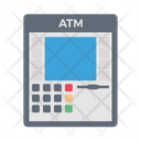 Atm Banking Withdraw Icon