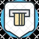 Atm Location Pin Icon
