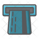 Atm Credit Card Icon