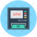 Atm Machine Cash Icon