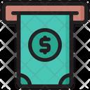 Atm Atm Machine Card Icon