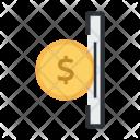 Atm Coin Dollar Icon