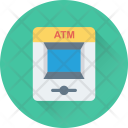 Atm Cash Machine Icon