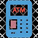 Receive Cash Atm Icon