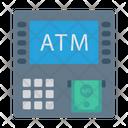 Atm Withdraw Machine Icon