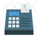 Atm Machine Invoice Icon