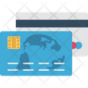 Atm Card Bank Card Credit Card Icon