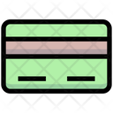 Business Financial Atm Card Icon