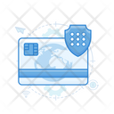 Atm Card Security Affinity Card Secure Payment Icon