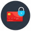 Atm Card Security Locked Card Credit Security Icon