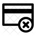 Atm-dellete Icon