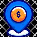 Atm Cash Dollar Icon
