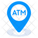 Atm Location Atm Address Location Pointer Icon
