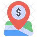 Atm Location Map Icon