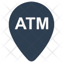 Atm Map Location Icon