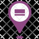 Atm location Icon