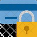 Logistics Delivery Lock Icon