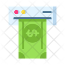 Atm Atm Machine Cash Withdraw Icon