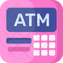Cash Dispenser Atm Machine Cash Machine Icon