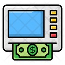 Atm Machine Cash Withdrawal Cash Machine Icon
