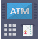 Atm Atm Machine Automated Teller Machine Icon