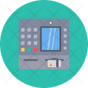 Atm Cash Withdraw Icon
