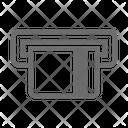 Atm Machine Icon