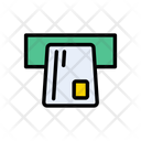Withdraw Atm Credit Icon