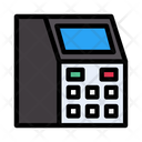 Atm Machine Banking Icon