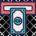 Atm Atm Machine Money Icon