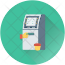 Atm Machine Automated Icon