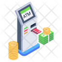 Atm Atm Machine Cash Machine Icon