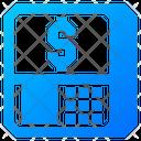 Atm Machine Atm Finance Icon