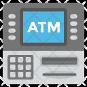 Atm Machine Cash Icon