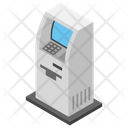 Atm Machine Instant Banking 24 Hour Banking Icon