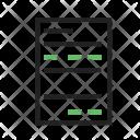 Atm Receipt Icon