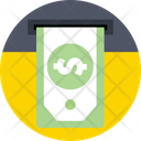 Atm Withdrawal Icon