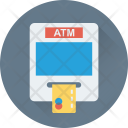 Cash Withdrawal Credit Icon