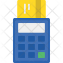 Atm Withdrawal Card Machine Credit Card Icon