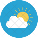 Atmosphere Climate Cloud Icon