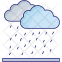 Atmosphere Cloud Rain Icon