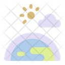 Atmosphere Weather Climate Change Icon