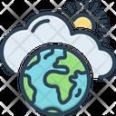 Atmosphere Environment Condition Icon