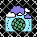 Atmosphere Ecosystem Environment Icon